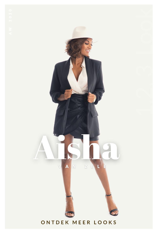 Aisha Van Zele