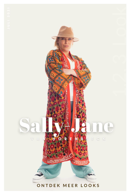 Sally-Jane Van Horenbeeck
