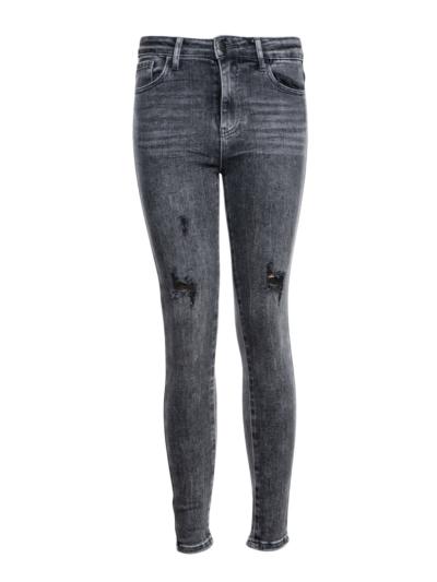 Skinny jeans destroyed