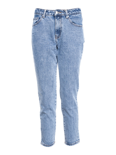 Jeans Straight Old Wash