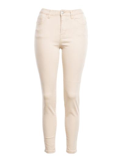 Gekleurde slimfit jeans