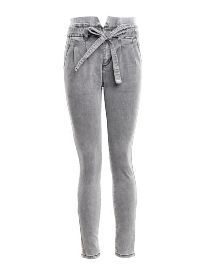 Jeans met stropje