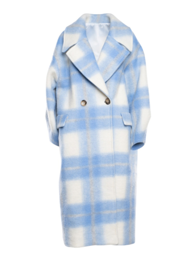 Lange mantel Shade