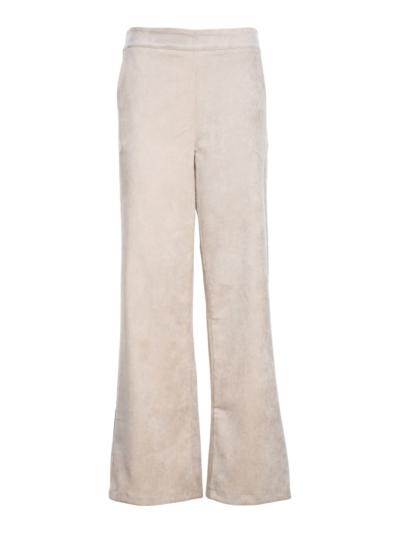 Velourse broek