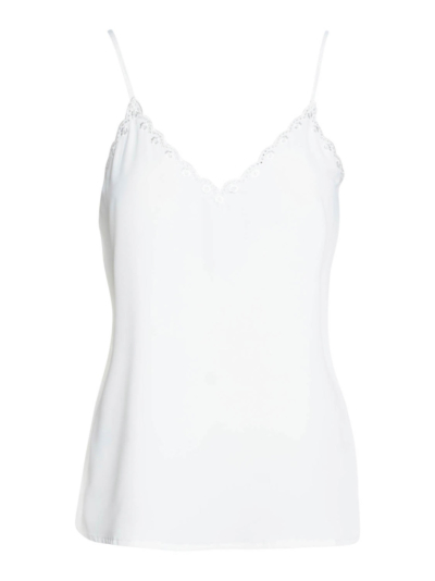 Top with fine straps