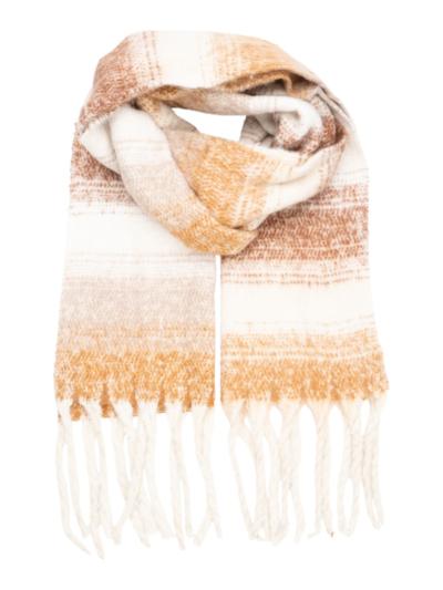 Sjaal ultrasoft met strepen