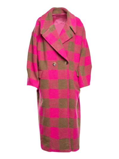 Long coat tartanlove