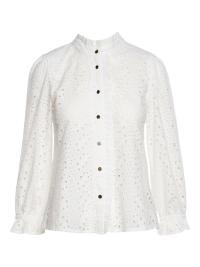 Bloes Broderie Anglaise
