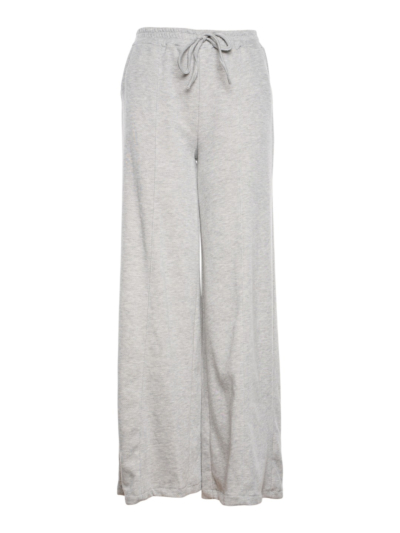 Flared jogging pants