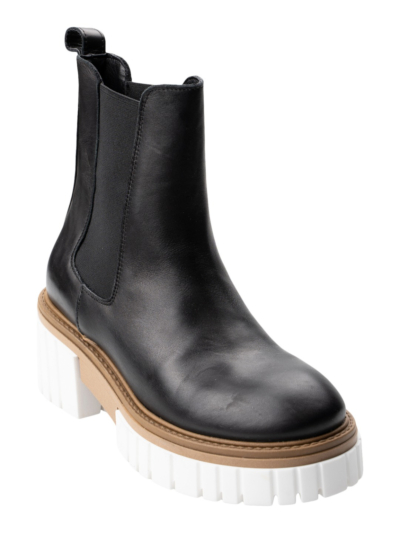 Boot with Track sole Bicolor