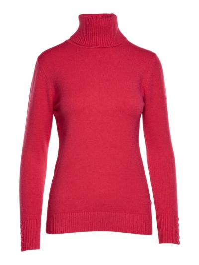 Sweater roll-collar basic