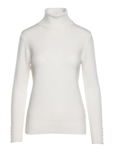 Sweater roll collar basic