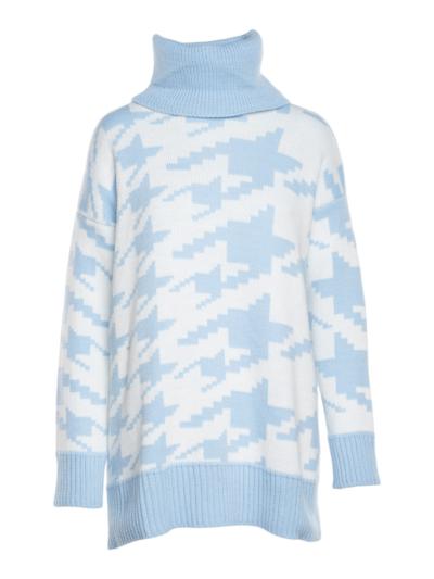 Sweater oversized motif