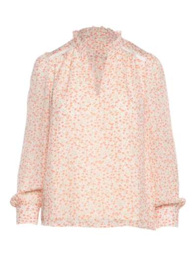 Blouse with Liberty