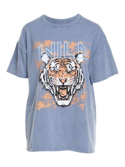 T-shirt WILD TIGER