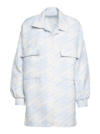 Overhemd Pied de Poule