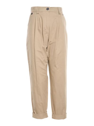 Katoenen broek