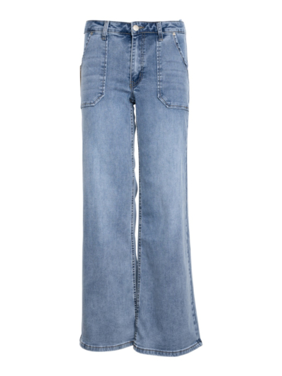 Jeans Wide Leg with pockets
