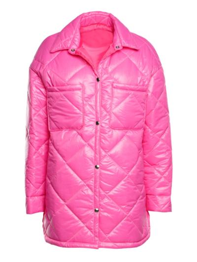 Gewatteerde mantel