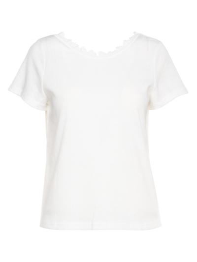 T-Shirt met Strikje