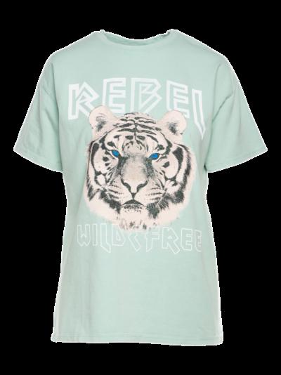 T-shirt Rebel Tiger