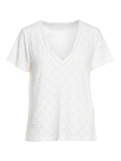 T-Shirt ultrasoft Broderie