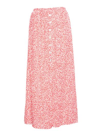 Lange rok bloemen margritte