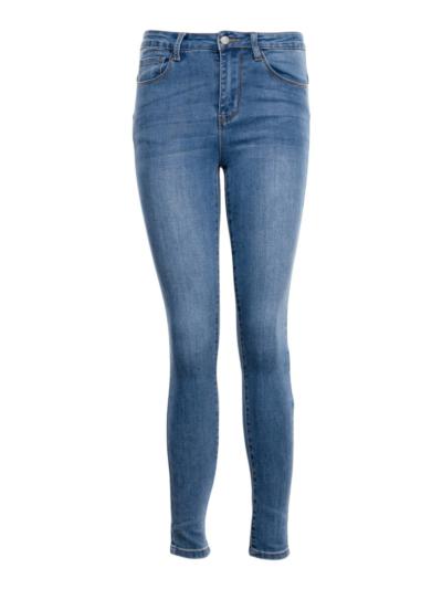 Push-up slim jeans
