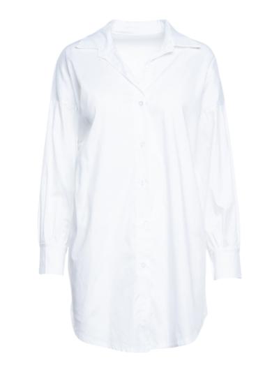 Lang hemd