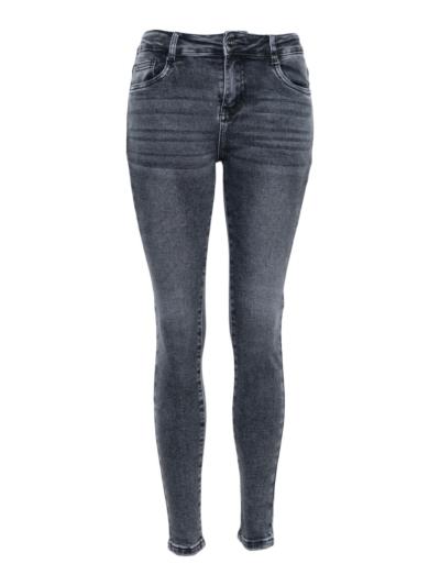 Jeans slim washed