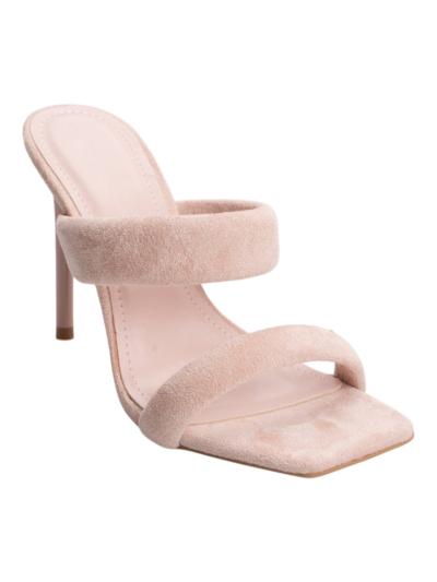 Sandaal suedine