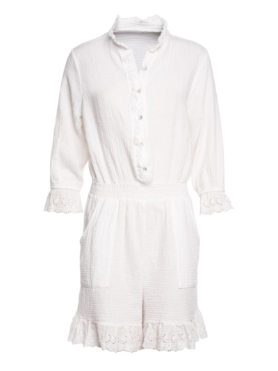Playsuit in tetrastof