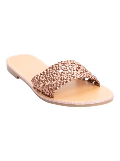 Sandaal gehaakt