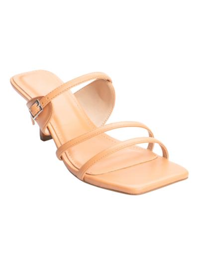 Sandaal met kittenhak