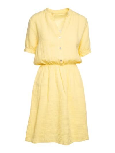Tetra jurk met elastische band