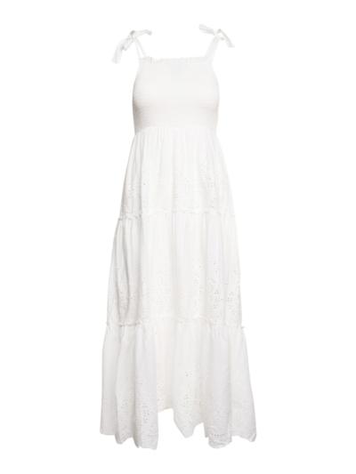 Lange jurk Boho Ibiza