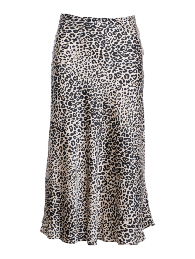 Long Skirt With Print