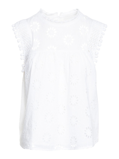 Bloesje Broderie Anglaise