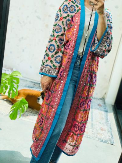Kimono UNIQUE ELODIE