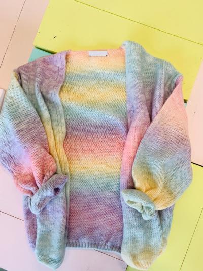 Waistcoat Rainbow