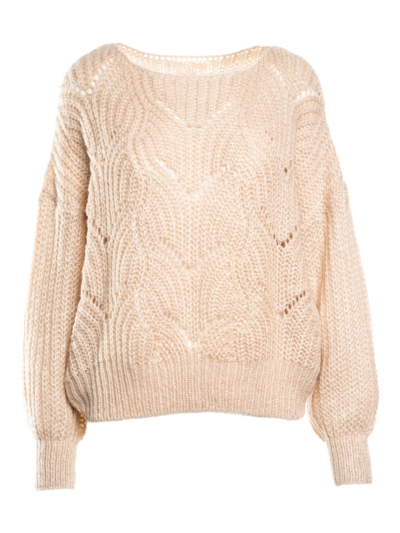 Trui cropped crochet