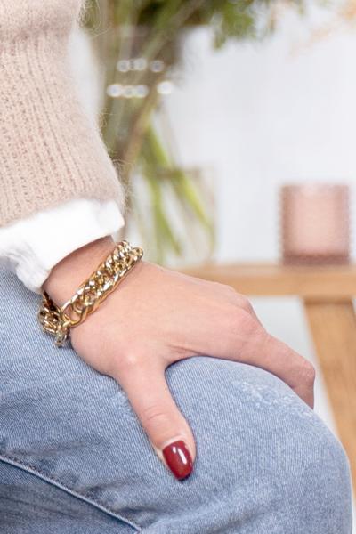 Armband Vintage Schakels
