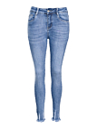 Slim jeans Cutted