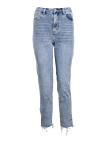 Momfit Jeans rafels